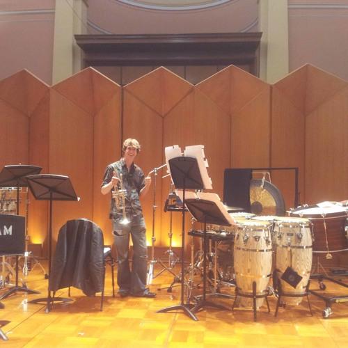 Jolivet: Heptade (excerpts) - Josh Rogan and Brent Miller (live performance)