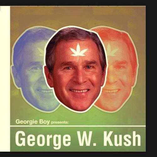 Georgie Boy - El rey de la kush (George W.Kush)