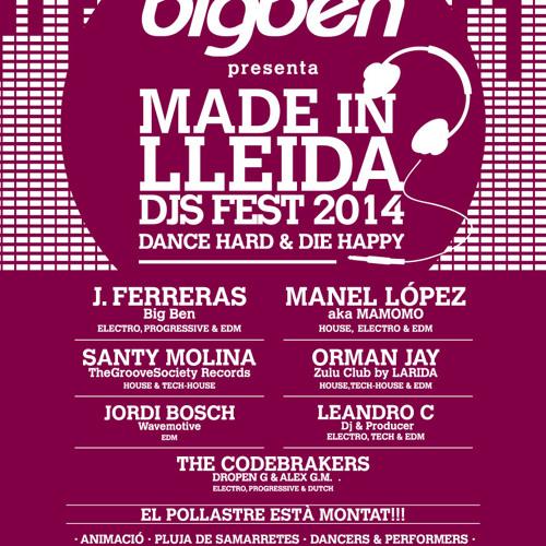 Cuña Radio - Made In Lleida - Bigben - Wavemotive