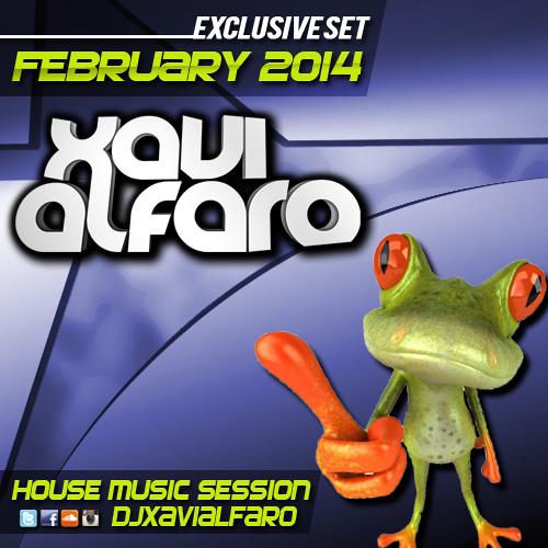 XAVI ALFARO SESSION 02-2014 FEBRUARY - FREE DOWNLOAD