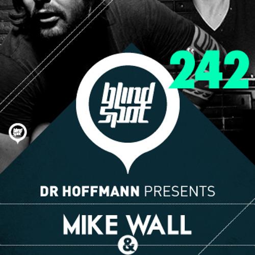 Blindspot Podcast 242 # - Mike Wall & Ixel B2B - KLUBN8 At Waschhaus Potsdam - 14.12.2013