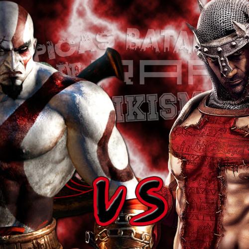 Kratos Vs Dante. Épicas Batallas De Rap Del Frikismo