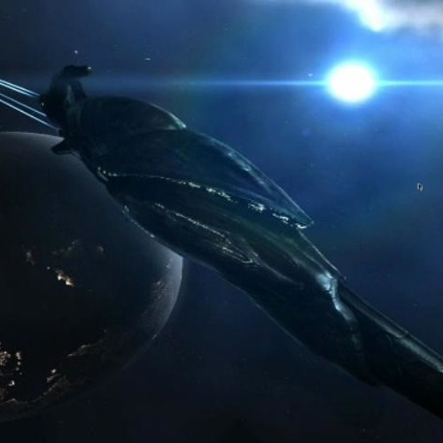 """Clear Blue Sequence (PART I: """"Atmosphere Breach"""")"""