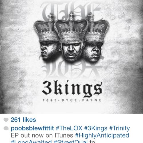 The Lox - Three Kings