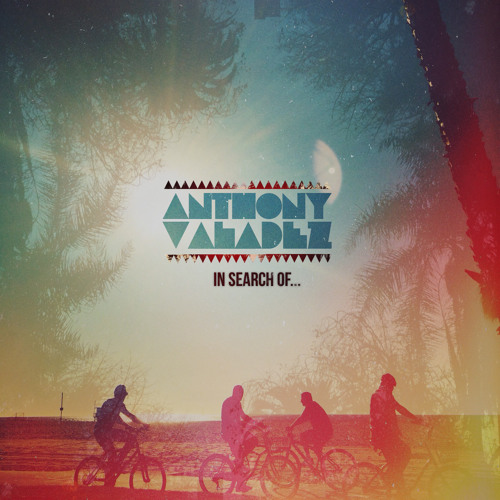 Anthony Valadez - Searching For (Feat.  Miles Bonny)