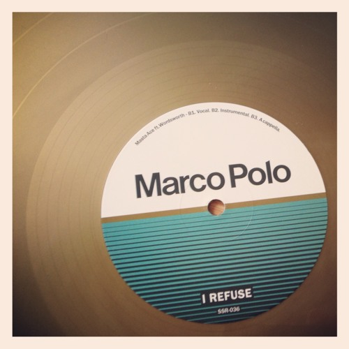 SSR-036 - Marco Polo - I Refuse ft. Masta Ace & Wordsworth - FREE DOWNLOAD