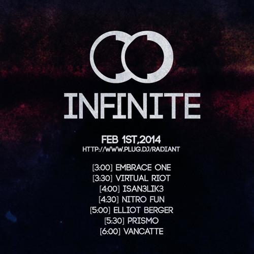 High Intensity - Infinite February 1st 2014 Event Mix