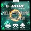 Hell Warriors aka Vextor & F. Noize - 1NV4D3RS (Hardbouncer Remix)