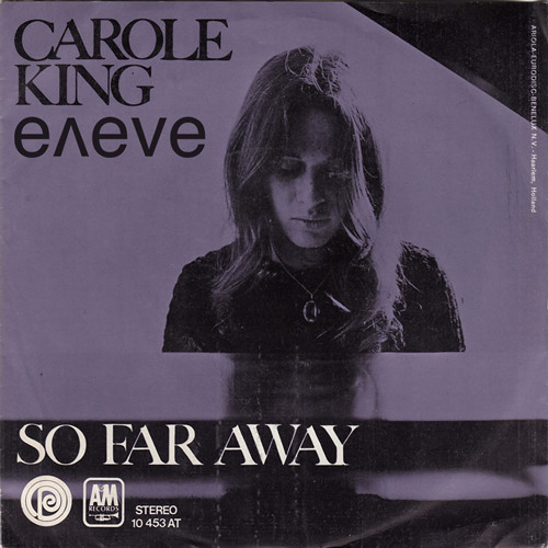 Carole King - So Far Away (eneve bootleg remix)