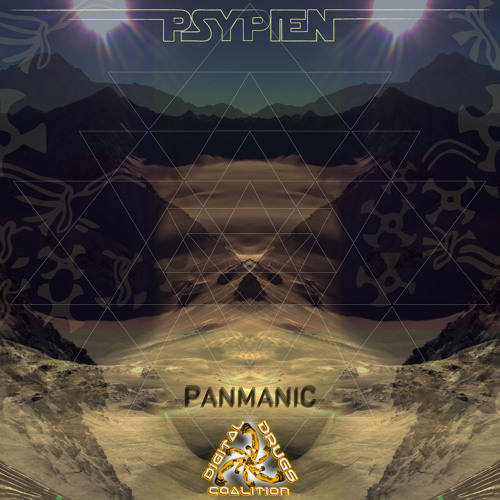 Panmanic - Panmanic EP - OUT NOW (Digital Drugs/ Geomagnetic Records)
