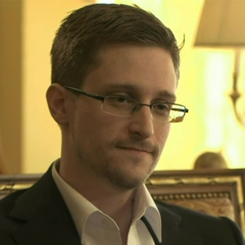 Edward Snowden's German TV interview (English track)