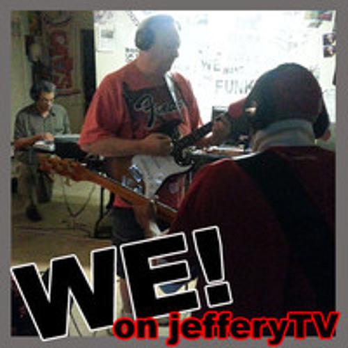 "We! on jefferyTV ""Nobody On Groove"""
