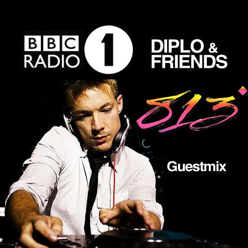 Diplo & Friends – 813 Guest Mix (02-02-2014)