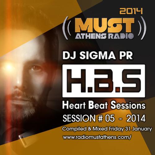 Dj Stergios T. aka Sigma Pr - HBS 31 January 2014 @ Radio Must (Athens)