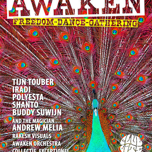 2014 Buddy Suwijn for AWAKEN 1 Februari @ Club Lite