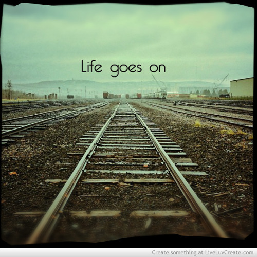 Life Goes On-Dj Louis