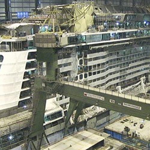 Die Meyer Werft lädt zum Besuch ein