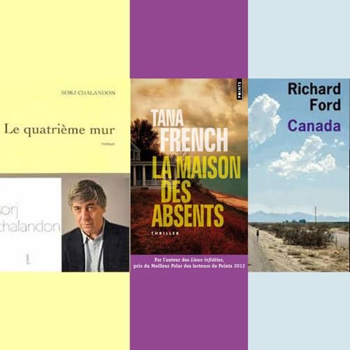 Bibliomaniacs podcast, février 2014