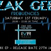 Frequencies With Zak Gee January 2014