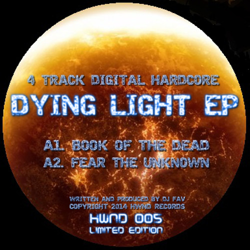 HWND005 - Dying Light EP - FREE DOWNLOAD