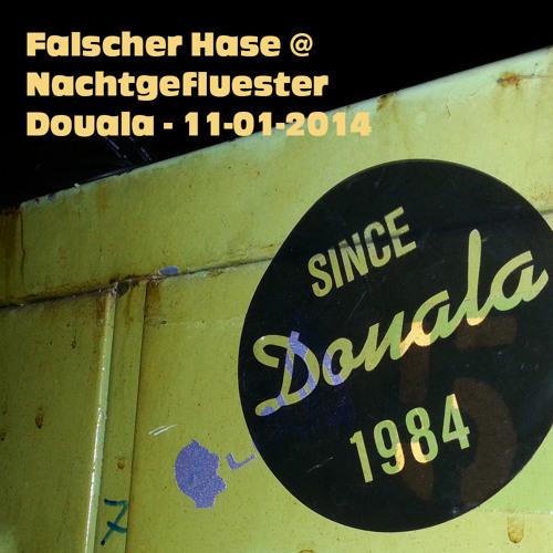 Falscher Hase at Nachtgeflüster - Douala - 11-01-2014