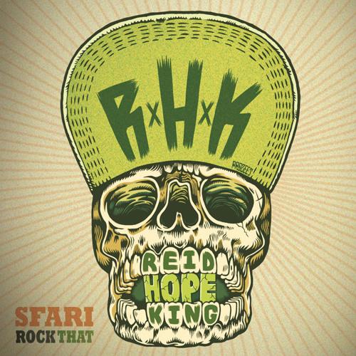 """REID HOPE KING """"Sfari"""""""