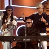 Daft Punk, Pharrell Williams, Nile Rodgers & Stevie Wonder - Get Lucky (Grammy A...