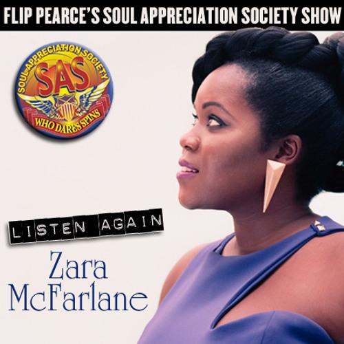 Zara McFarlane - Soul Appreciation Show 02/02/2014