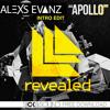 Hardwell - Apollo (Alexs Evanz - Intro [FREE DOWNLOAD]