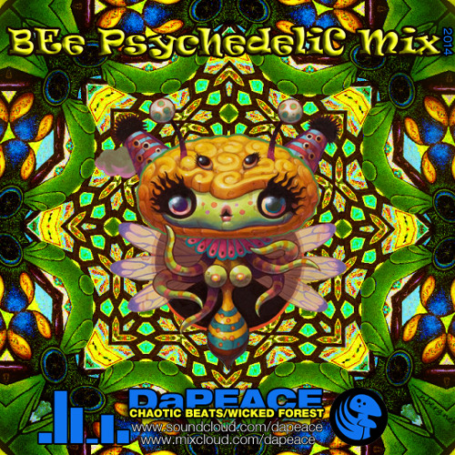 BEe PsychedeliC Mix 2014