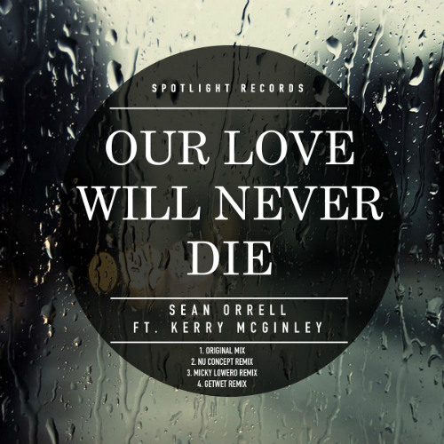 Sean Orrell feat. Kerry McGinley -Our Love Will Never Die (Micky Lowero Remix) [OUT NOW]