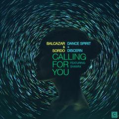 CP042: Balcazar & Sordo, Dance Spirit + disCerN - Calling For You Feat. Shawni