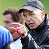 All Blacks Sevens coach Gordon Tietjens post training Monday 3 Feb
