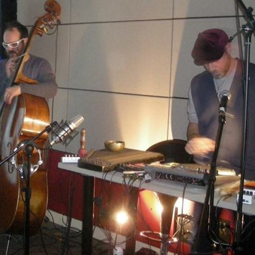 Adato / Pissavini New Album - Live @ Blau Studio Milano