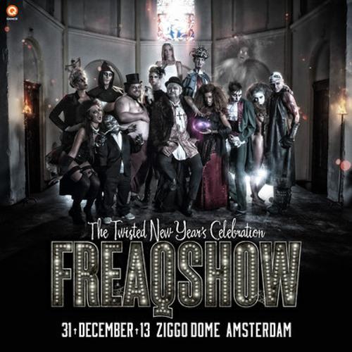 Freaqshow 2013 | Hidden Room | Noize Suppressor