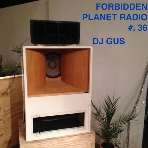 Forbidden Planet Radio Episode 36 feat. DJ Gus