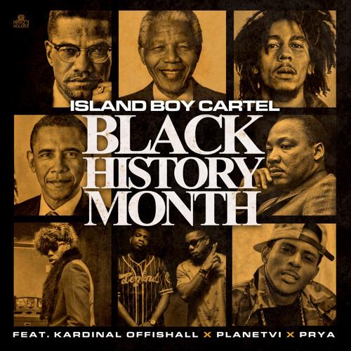Black History Month (allblackeveryTING) Clean IBC Featuring Planet VI, Prya, Kardinal