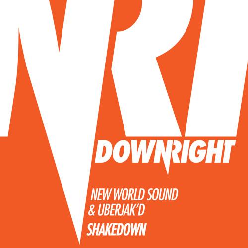 Shakedown - Uberjakd & New World Sound *OUT NOW*