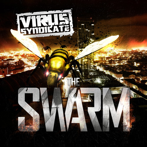Virus Syndicate - The Swarm Deluxe LP