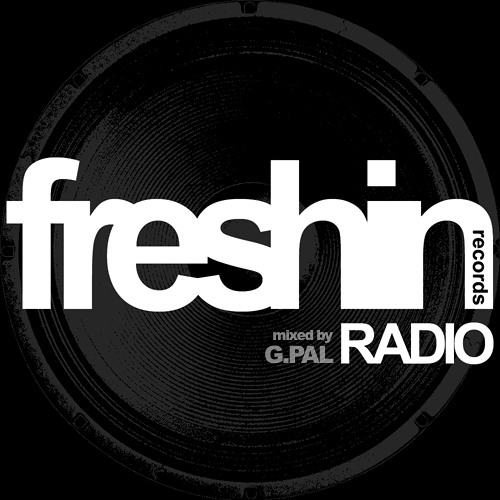 Freshin Radio #013 - Mixed by G.Pal //// FREE DOWNLOAD