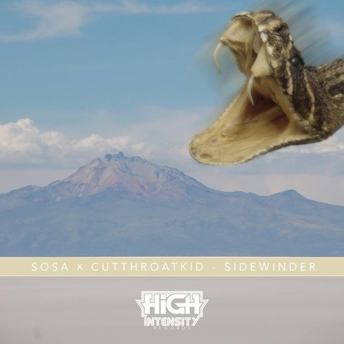 SOSA x CUTTHROAT - Sidewinder [OUT NOW on High Intensity Records]