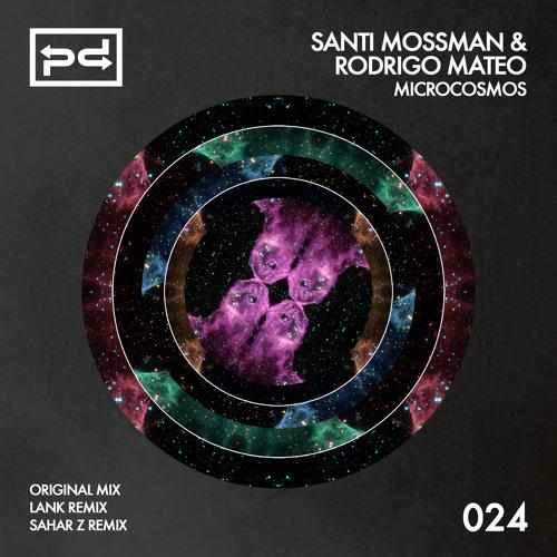 Santi Mossman & Rodrigo Mateo - MicroCosmos (Lank Unreleased Bonus Mix) - FREE DOWNLOAD
