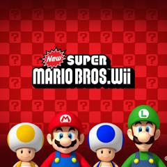New Super Mario Bros Wii Main Theme