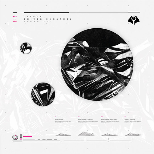 Cirrus - Shiver Shrapnel (Woulg Remix) (clip) OUT NOW