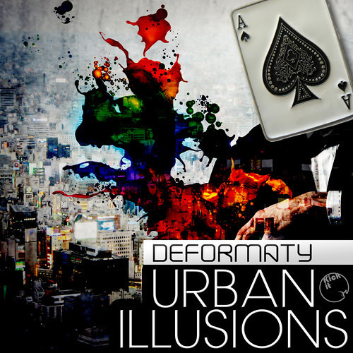Deformaty - Urban Illusions (Original Mix)*TEASER* [Out now on Kick It Recordings]