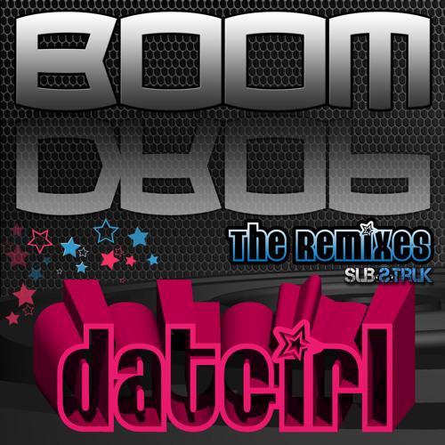 Datgirl - Boom Drop (Tha Fruitbat Remix)