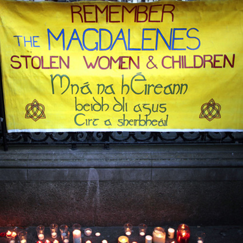 Mari Steed and the real-life story of the Magdalene Laundries
