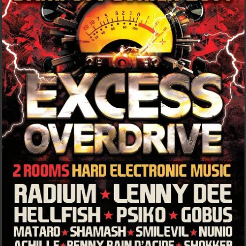 Psiko @ Excess Overdrive Angers