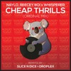 Naylo,Reecey Boi & wHispeRer- Cheap Thrills (Slice N Dice & Droplex Remix) #4 Beatport Minimal Chart