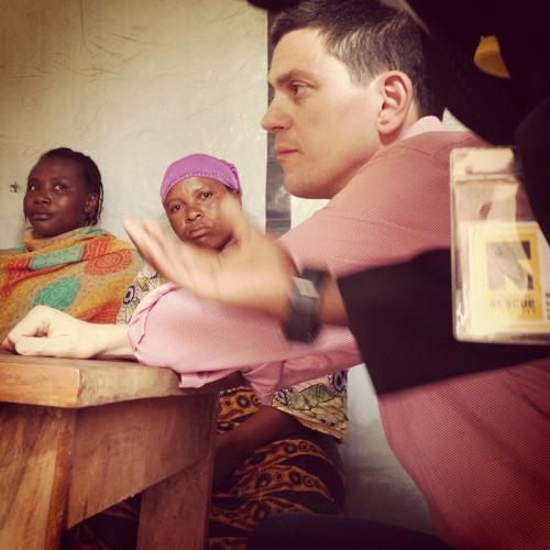 DRCongo & Ethiopia: Miliband impressed